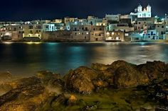 Naousa, Paros, Greece - I would love to visit Greece! Beautiful Places To Visit, Beautiful World, Beautiful Scenery, Places To Travel, Places To See, Naoussa Paros, Paros Greece, Paros Island, Places In Greece