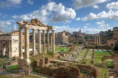 Forum Romanum Rome | Flickr - Photo Sharing!