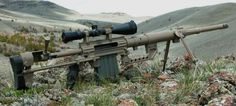 """weaponscompany:  """"CheyTac M200 Intervention  """" Military Weapons, Weapons Guns, Guns And Ammo, Armas Wallpaper, Survival, Bolt Action Rifle, Hunting Rifles, Cool Guns, Assault Rifle"""