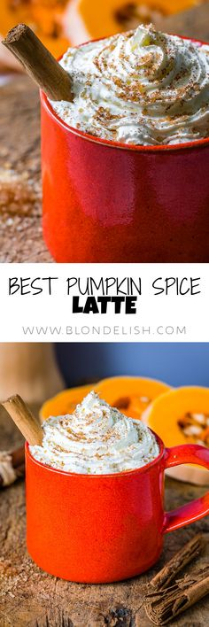 How to make a pumpkin spice latte at home that's even better than Starbucks.
