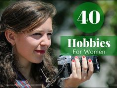 Check out my list of hobbies for women to enjoy. Discover the benefits of having a hobby that you do in your free time.