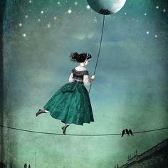 Catrin Welz-Stein: Moonwalk