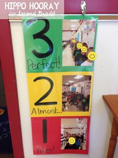 This blog post is all about how to use photos and rubrics to create visuals to teach kids about classroom routines and expectations.