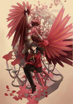 Yukiko Amagi and Konohana Sakuya, Persona 4