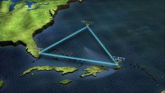 For years, it's been one of the world's biggest mysteries, striking fear into the hearts of sailors and pilots, and leaving even the greatest scientists confused. But, now, the reason why the infamous Bermuda Triangle has claimed so many ships and...