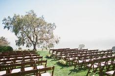 Outdoor California Wedding with Creative Florals: Alyssa + Ben