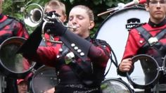 2014 Boston Crusaders in the park - Are you DrumCorpsReady.com