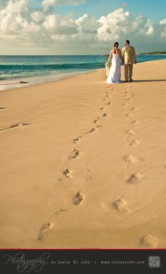 Photography By Leslie St. John - Best Wedding Beaches In Barbados - West Coast   www.lesliestjohn.com