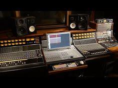 Audio Summing $100000 API Console vs Pro Tools