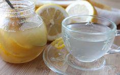 Natural Honey Lemon Cold Remedy