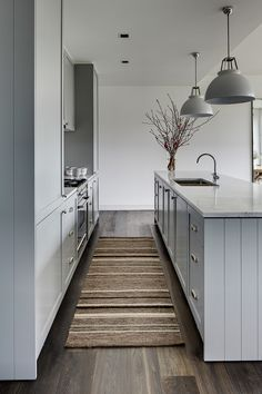 Interiors | Gray & White