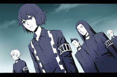 Suzuya and his squad @DaraenSuzu