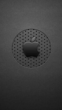 Black Dots Apple Logo iPhone 5s Wallpaper Download | iPhone Wallpapers, iPad wallpapers One-stop Download