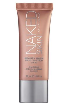 One of the favorites! Use this Urban Decay beauty balm broad spectrum to prime and hydrate.