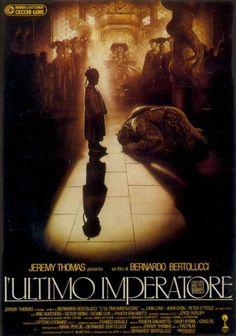 """""""L'ultimo Imperatore"""" (1987) di B.Bertolucci. Magnifico..."""