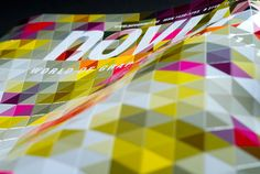 Magazine Novum cover design