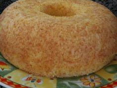 Imagem da receita Bolo de mandioca sem farinha