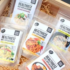 We carry quinoa packed with natural ingredients, as an easy quinoa meal prep. Our packs offer a nutritional twist to Asian flavours. Serving Size: Each pack weighs and serves 1 to 2 people *Organic Vegetarian Cooking, Vegetarian Recipes, Chinese Mushrooms, Wheat Belly Recipes, Rice Pack, Organic Quinoa, Healthy Rice, No Carb Recipes, Low Carbohydrate Diet