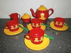 Vintage ELC tea set 1990s