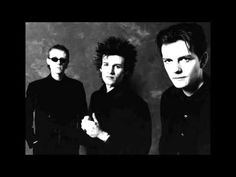 Love And Rockets - Haunted When The Minutes Drag -  So glad that I rediscovered this song!!!