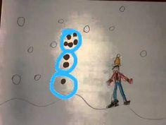 Mrs. T's First Grade Class: How to Build a Snowman