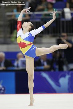 Ana Porgras 2009, gymnastics, gymnast m.27.3 #KyFun from Gymnasts: Romania board