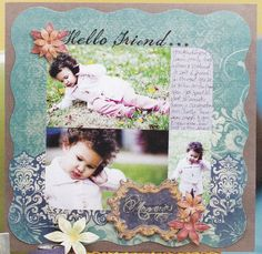 Image result for scrapbook layouts using creative memories reminisce