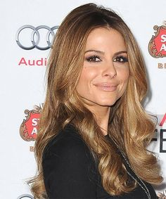 f4bd6349d15c Maria Menounos Hairstyle - Formal Long Wavy. Click on the image to try on  this