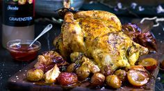 Annonsørinnhold: Her er MENY-kokkens forslag til ukens meny: Uke 6 Bronze Turkey, Tandoori Chicken, Chicken Recipes, Bacon, Dinner, Ethnic Recipes, Food, Drink, Noodle Soup