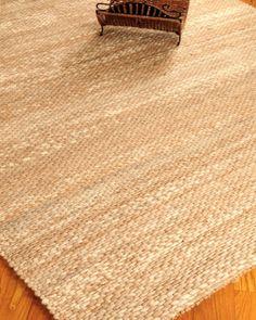 Hand-Loomed-Garnet-Jute-Wool-Rug-by-Artisan-Rug-Maker-8x10