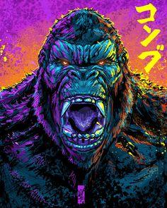 All Godzilla Monsters, Godzilla Comics, Cool Monsters, Godzilla Vs, Godzilla Wallpaper, Emo Wallpaper, Cool Anime Wallpapers, King Kong Skull Island, Godzilla Party