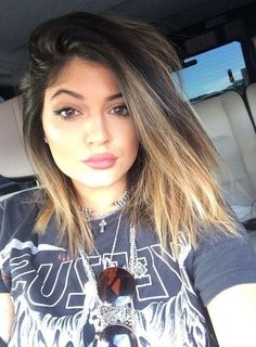 Kylie Jenners Hair <3                                                                                                                                                                                 More