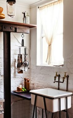CREATIVE LIVING from a Scandinavian Perspective: STYLE Industrial Chic