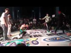 Break Dance: New Generation VS Old School Warrior.  What do you think?!