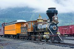 One of the stars of Railfest is this wood fired locomotive from 1875. This locomotive has had a total restoration and got a lot of rail t...