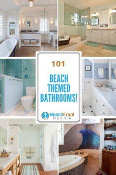 Ocean Themed Bathroom Decor.49 Best Coastal Bathroom Decor Images Beach House Decor