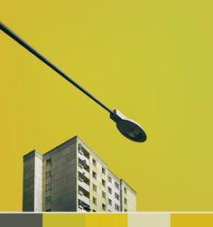 Urban Pantone Photography by Nick Franck-3