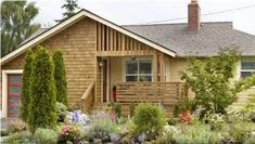 Ranch Curb Appeal | Watch Curb Appeal Tips: Ranch Home Ideas in the Better Homes and ...