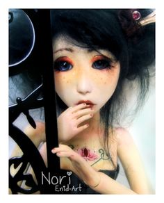 Nori by Enid-Art