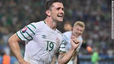 Euro 2016: Republic of Ireland stuns Italy to set up France clash