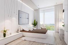 Apartment in Mirax park by Alexandra Fedorova 12