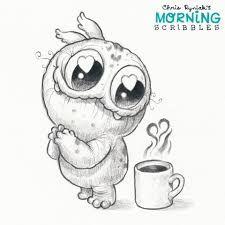 Картинки по запросу chris ryniak - morning scribbles