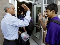 Chicago Mayor Emanuel Says Jobs Are Going To Illegal Immigrants aka Drea...