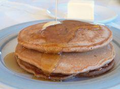 Fluffy Chestnut Flour Pancakes | fastPaleo Primal and Paleo Diet Recipes
