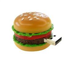 Clés USB Hamburger
