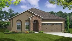 St Augustine II by Beazer Homes at Harvest Landing