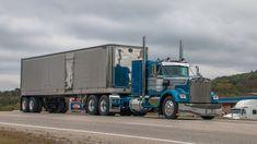Trucking Truck Transport, Driving Force, Kenworth Trucks, New Trucks, Big Boys, Old School, Diesel, Vehicles, Nova
