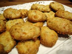 cookie au roquefort - cookie fromage