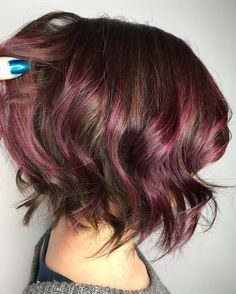 Super Cute Ways to Curl Your, Bob Hair Cuts Designs