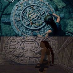 I knew something looked familiar  : TombRaider